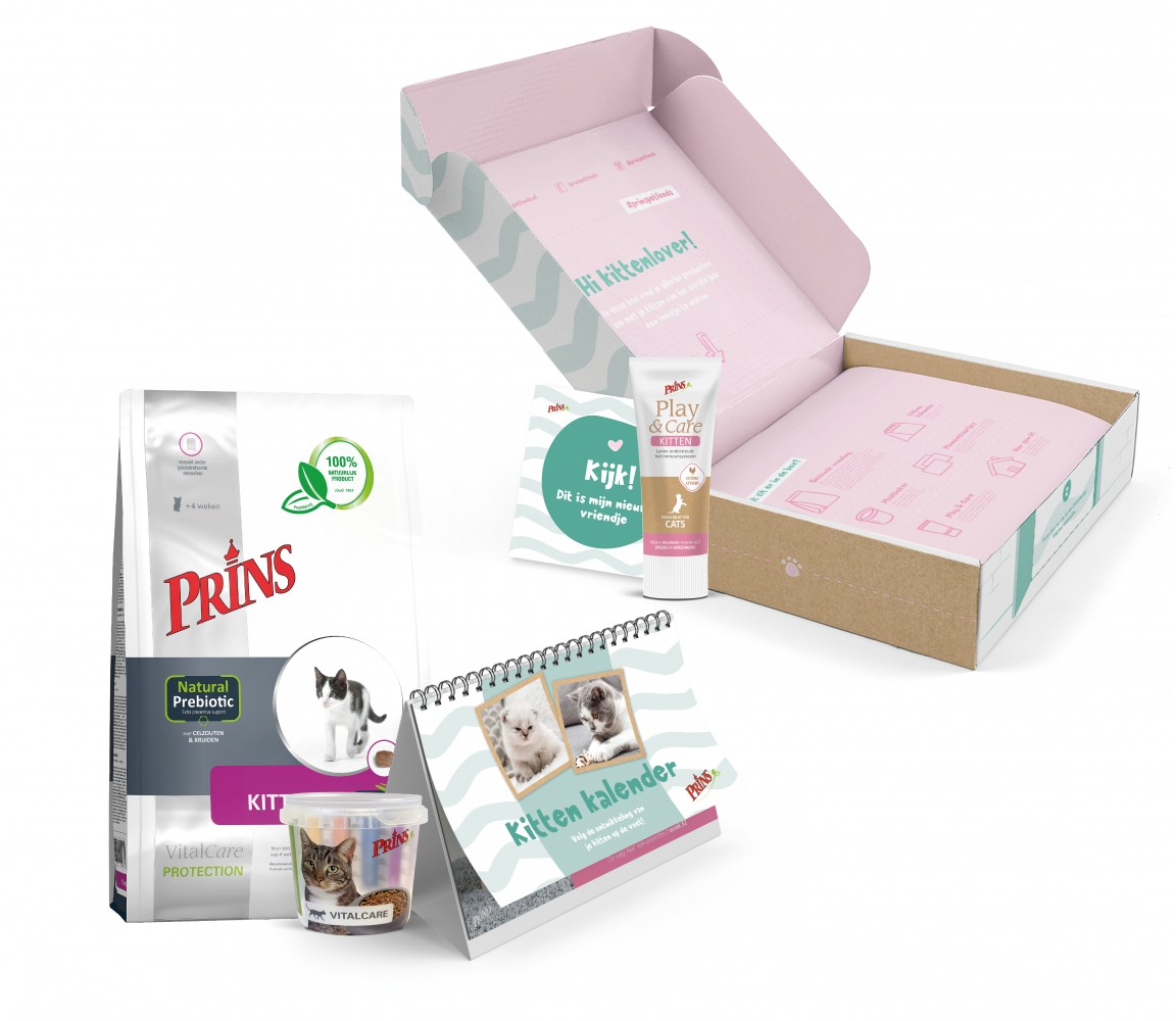 Kitten opgroeibox VitalCare Protection
