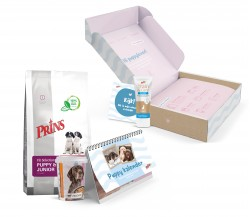 Puppy opgroeibox Fit Selection