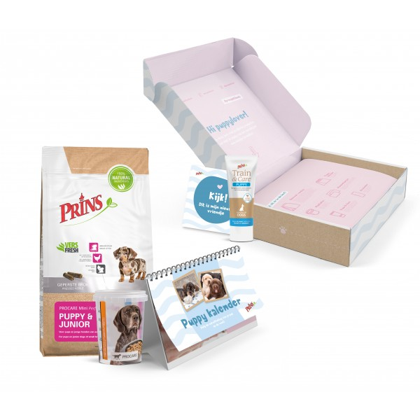 Puppy opgroeibox ProCare Mini