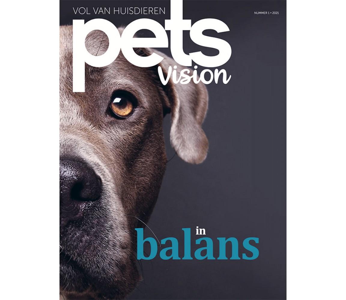Pets Vision - nummer 1 - jaargang 1